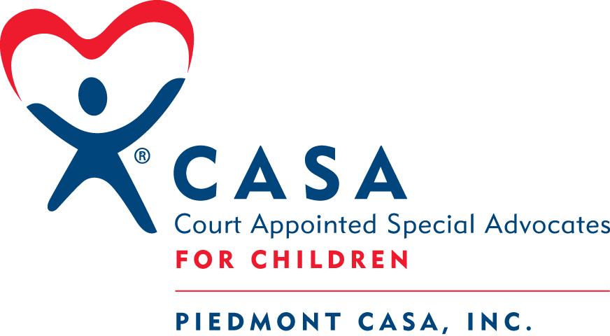 Piedmont CASA Logo